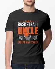 I Am A Basketball Uncle Classic T-Shirt lifestyle-mens-crewneck-front-13