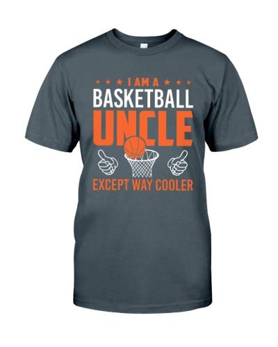 I Am A Basketball Uncle