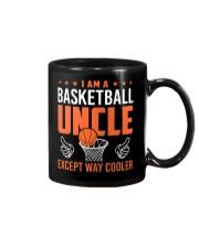 I Am A Basketball Uncle Mug thumbnail