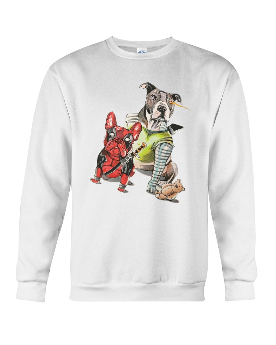 Dog Squad Crewneck Sweatshirt