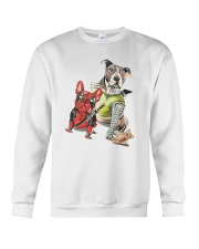 Dog Squad Crewneck Sweatshirt tile