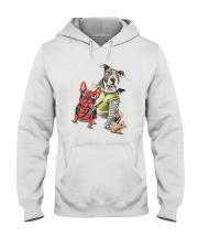 Dog Squad Hooded Sweatshirt thumbnail