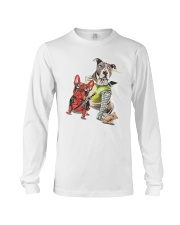 Dog Squad Long Sleeve Tee thumbnail