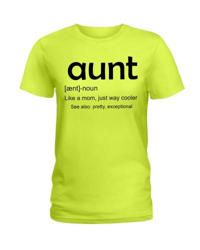 Aunt Definition