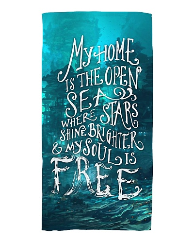My Home Is The Open Sea