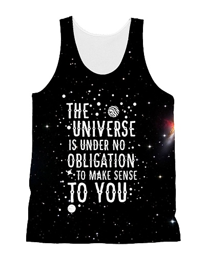 The Universe Is Under No Obligation