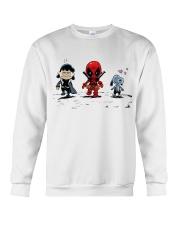 The Deadnuts Movie Crewneck Sweatshirt thumbnail