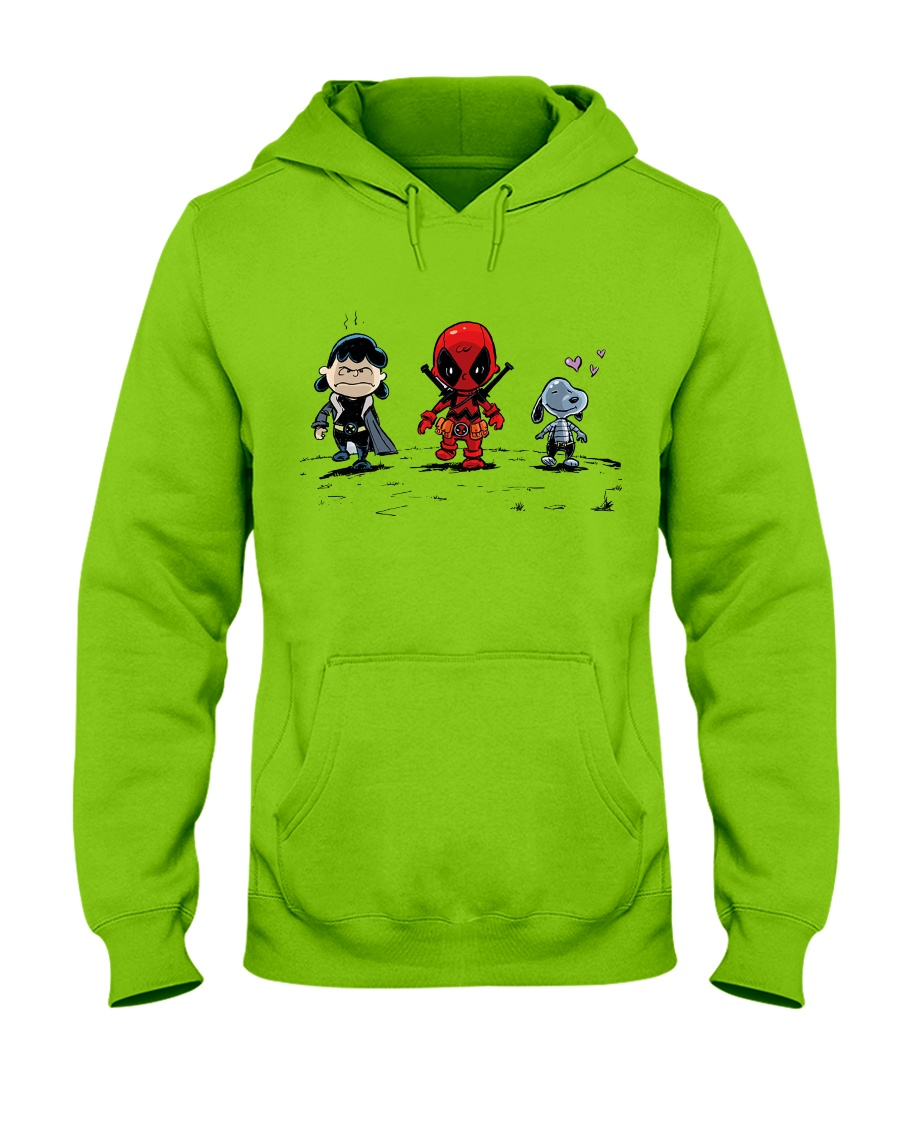 The Deadnuts Movie Hooded Sweatshirt