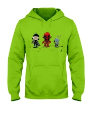 The Deadnuts Movie Hooded Sweatshirt front