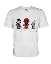 The Deadnuts Movie V-Neck T-Shirt thumbnail