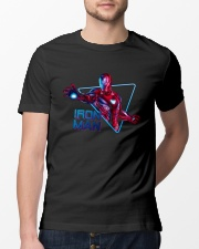 Iron Hero Classic T-Shirt lifestyle-mens-crewneck-front-13