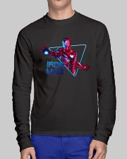 Iron Hero Long Sleeve Tee lifestyle-unisex-longsleeve-front-1
