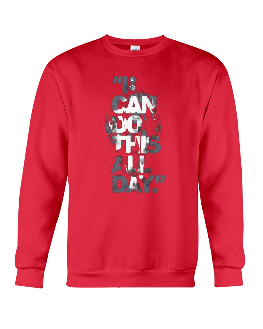 I Can Do This All Day Crewneck Sweatshirt