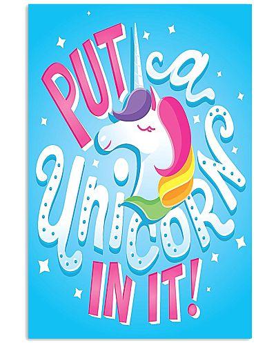 Put A Unicorn In It
