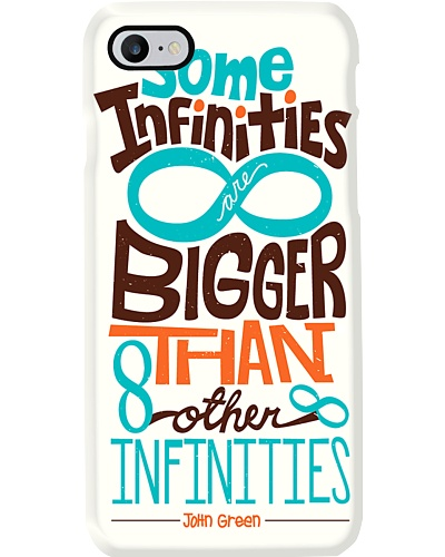 Some Inffinities Are Bigger Than Other Infinities