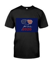 Cool Joe Biden Signature Yard Sign Classic T-Shirt front