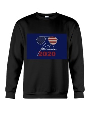 Cool Joe Biden Signature Yard Sign Crewneck Sweatshirt thumbnail