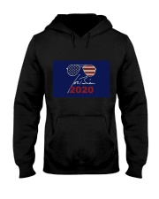 Cool Joe Biden Signature Yard Sign Hooded Sweatshirt thumbnail