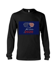 Cool Joe Biden Signature Yard Sign Long Sleeve Tee thumbnail