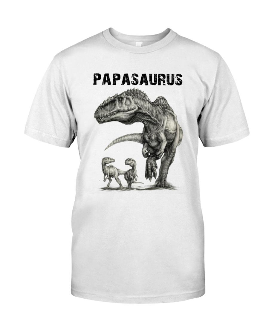 Papasaurus Classic T-Shirt