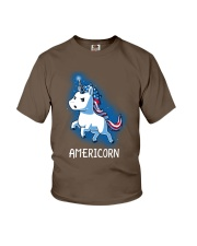 Americorn Youth T-Shirt front
