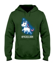 Americorn Hooded Sweatshirt thumbnail