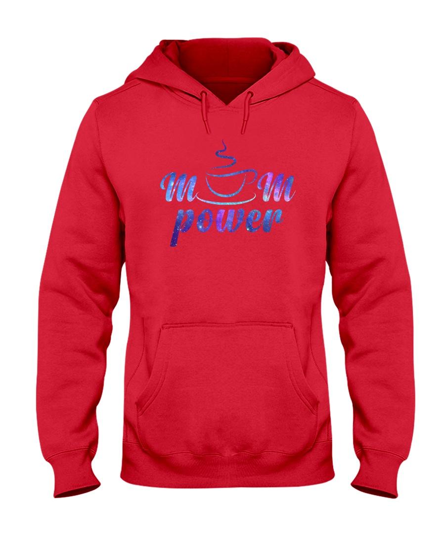 Mom Power Hooded Sweatshirt