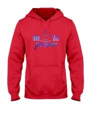 Mom Power Hooded Sweatshirt front