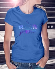 Mom Power Ladies T-Shirt lifestyle-women-crewneck-front-7