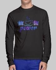 Mom Power Long Sleeve Tee lifestyle-unisex-longsleeve-front-1