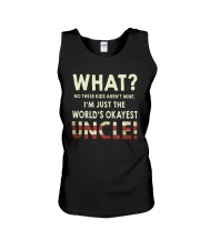 I'm Just The World's Okeyest Uncle Unisex Tank thumbnail