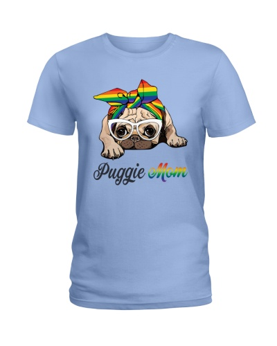 Puggie Mom