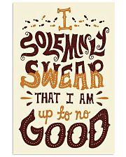 I Am Up To No Good 11x17 Poster thumbnail
