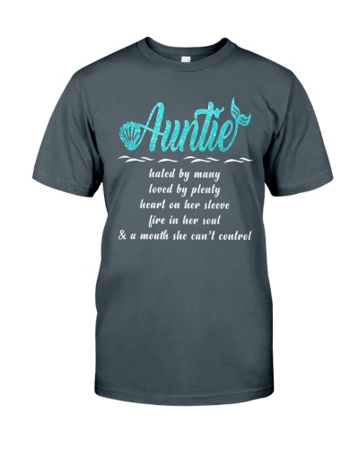 Mermaid Auntie - Limited Edition