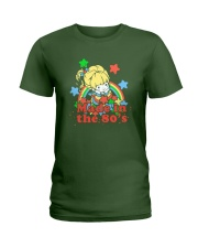 Made In The 80's Ladies T-Shirt thumbnail