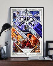 Dark Fight 16x24 Poster lifestyle-poster-2
