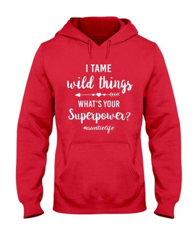 I Tame Wild Things