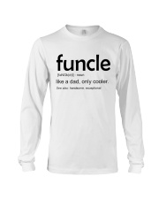 Funcle Definition Long Sleeve Tee tile
