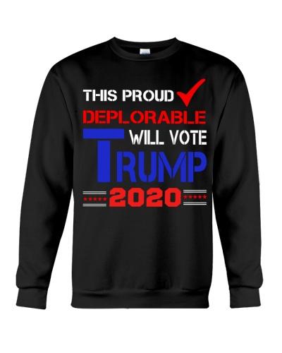 Macrolid 2D Will Vote Trump 2020