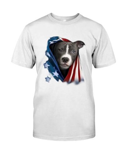 The Patriotic Dog