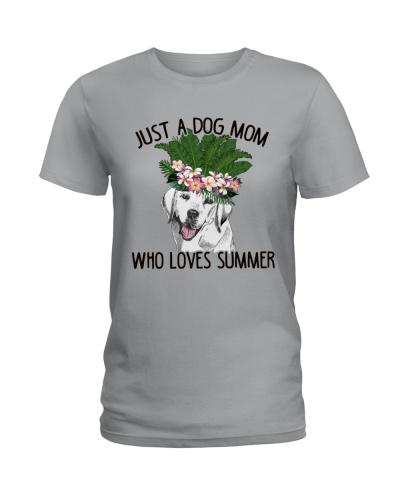 Dog Mom Who Loves Summer