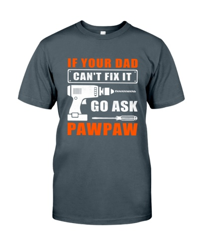 Go Ask Your Pawpaw