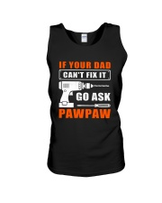 Go Ask Your Pawpaw Unisex Tank thumbnail