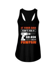 Go Ask Your Pawpaw Ladies Flowy Tank thumbnail