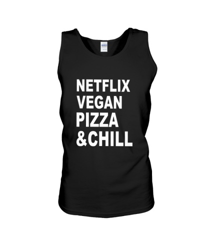 Netflix Vegan Pizza Chill