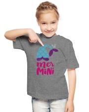 Mermini Youth T-Shirt lifestyle-youth-tshirt-front-2