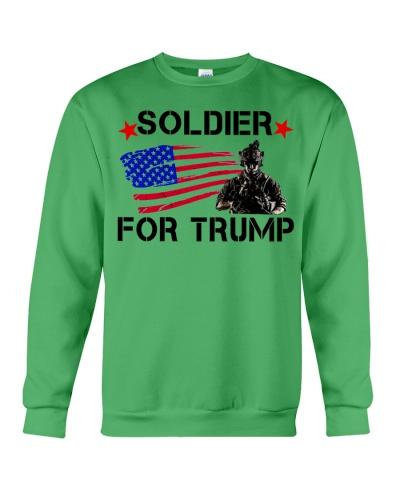 Macrolid 2D Soldier For Trump