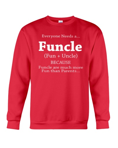 Everyone Needs A Funcle