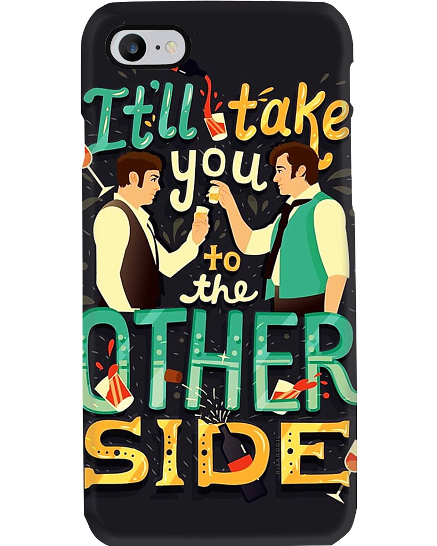 I'll Take You To The Other Side Phone Case