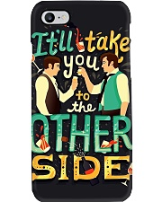 I'll Take You To The Other Side Phone Case i-phone-7-case